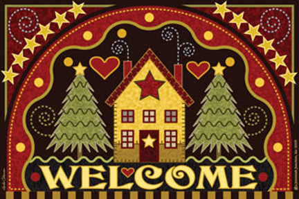 Decorative Welcome Mats